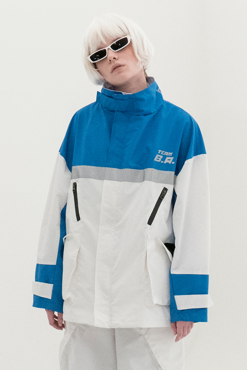 Reflection Wind Breaker (BLUE)