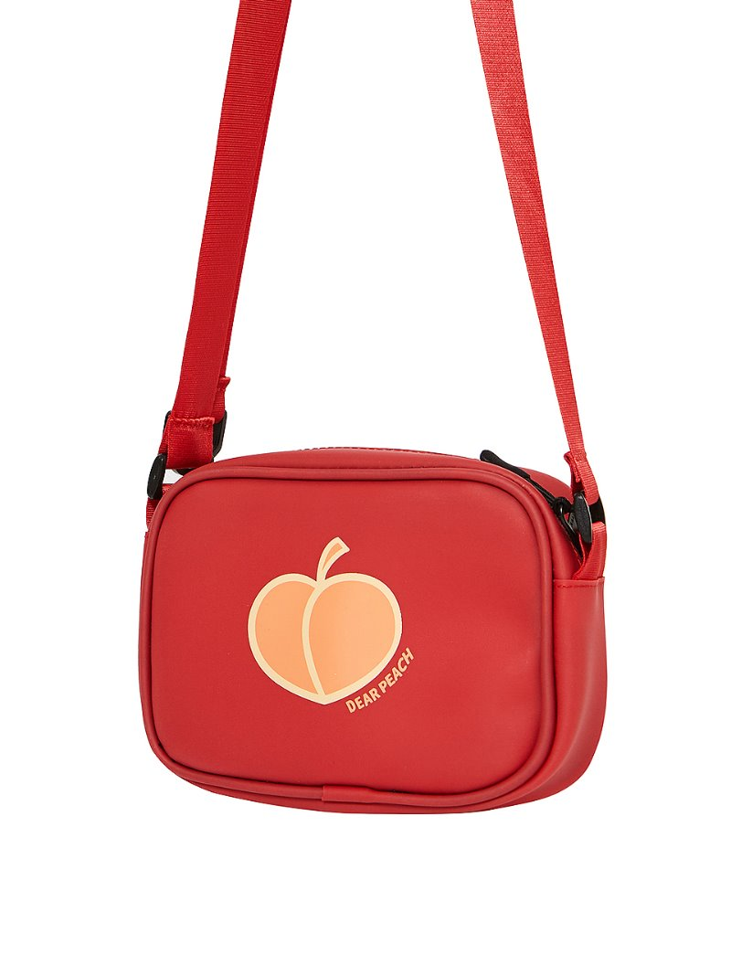 Peach Mini Bag (RED)